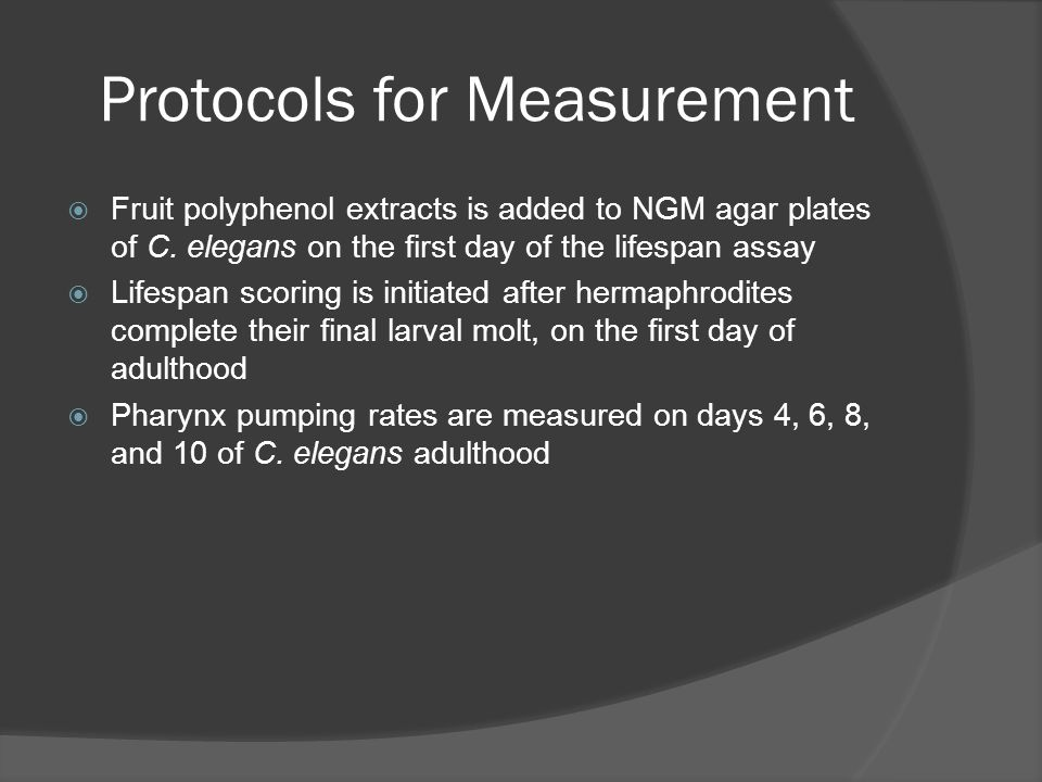 Protocols for Measurement