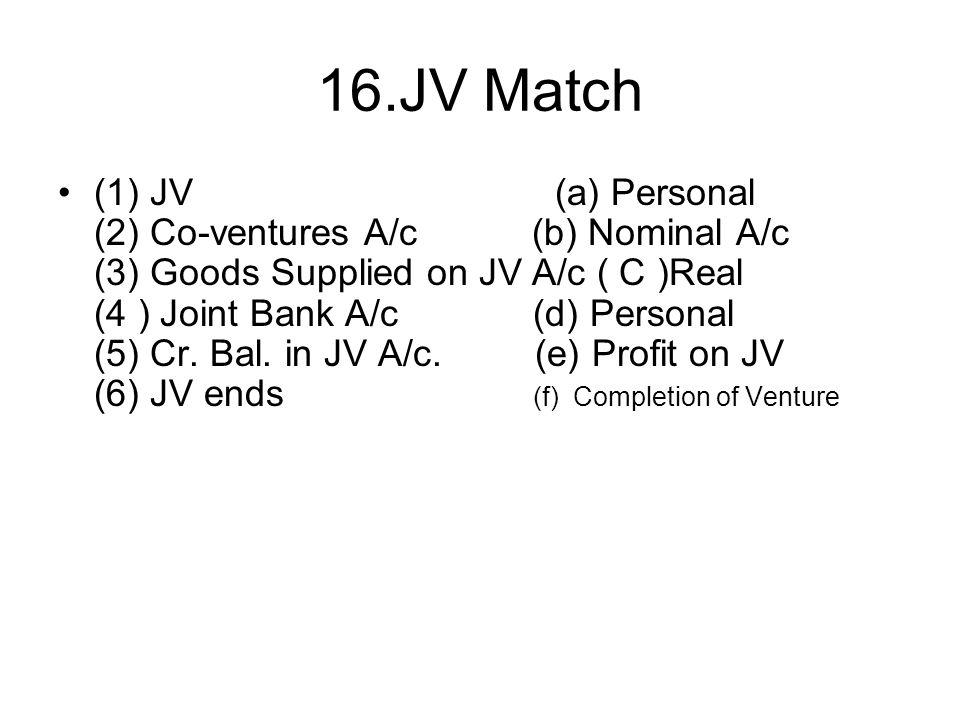 16.JV Match