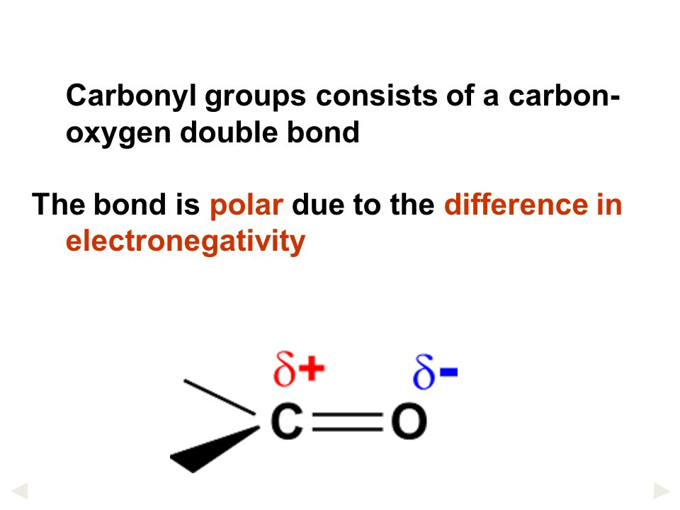 The bond is polar due to the difference in electronegativity
