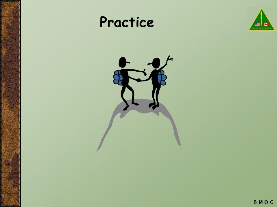 Practice B M O C