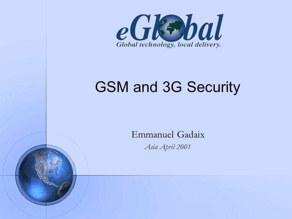 Emmanuel Gadaix Asia April 2001