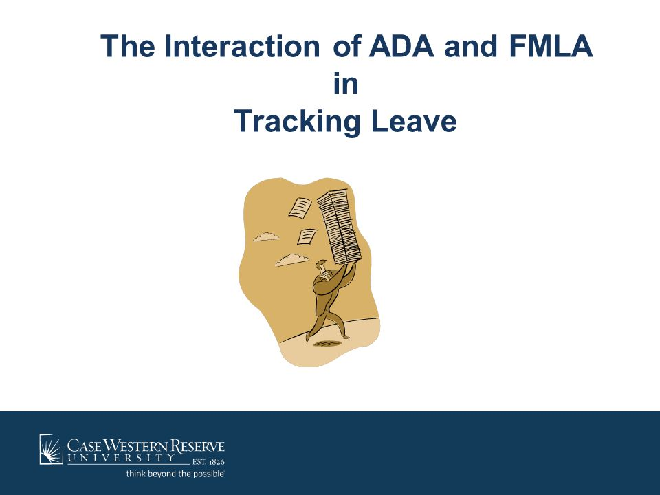 The Interaction of ADA and FMLA