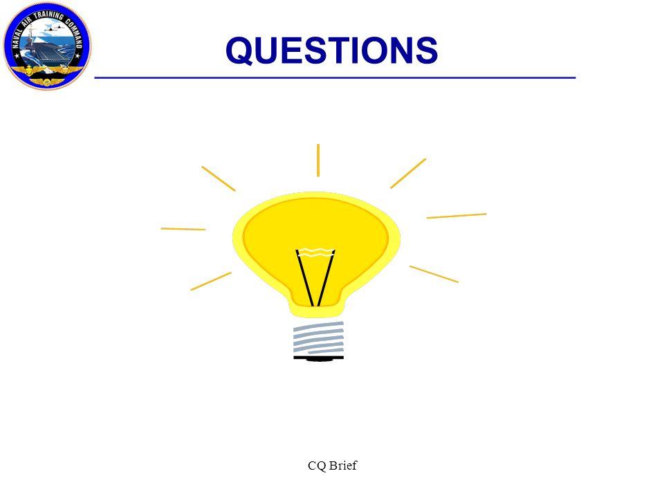 QUESTIONS CQ Brief