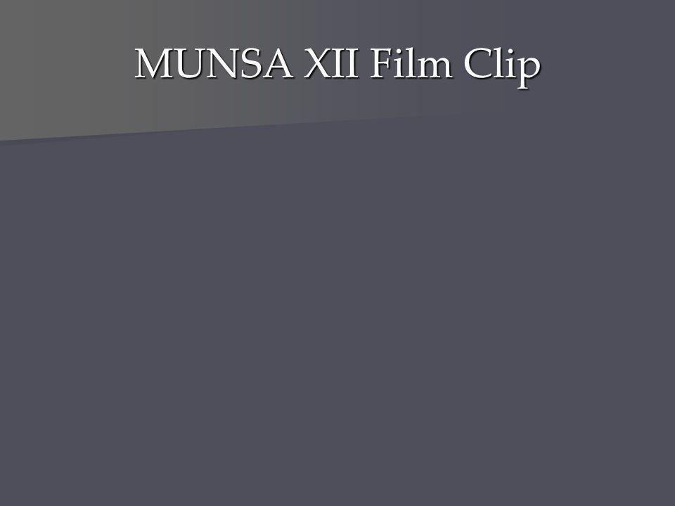 MUNSA XII Film Clip