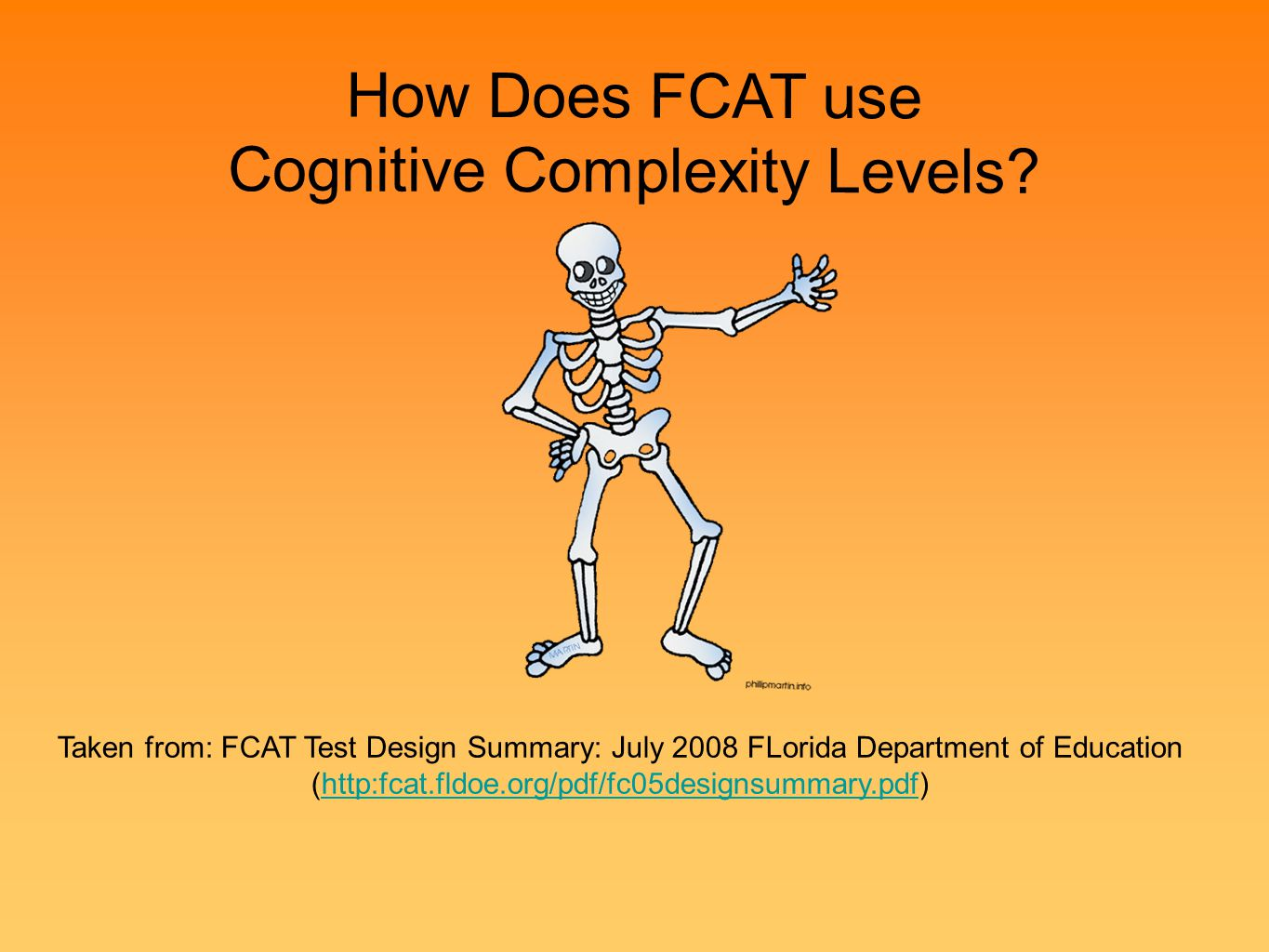 Cognitive Complexity Levels