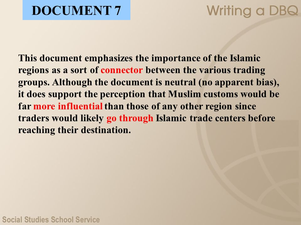 DOCUMENT 7