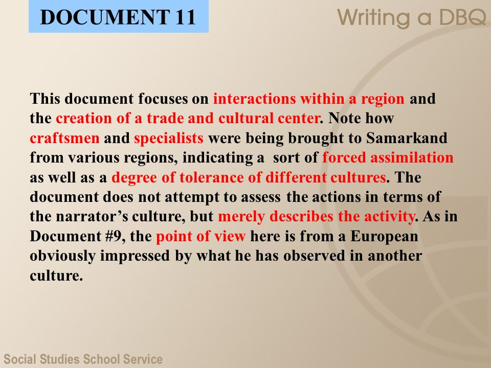 DOCUMENT 11