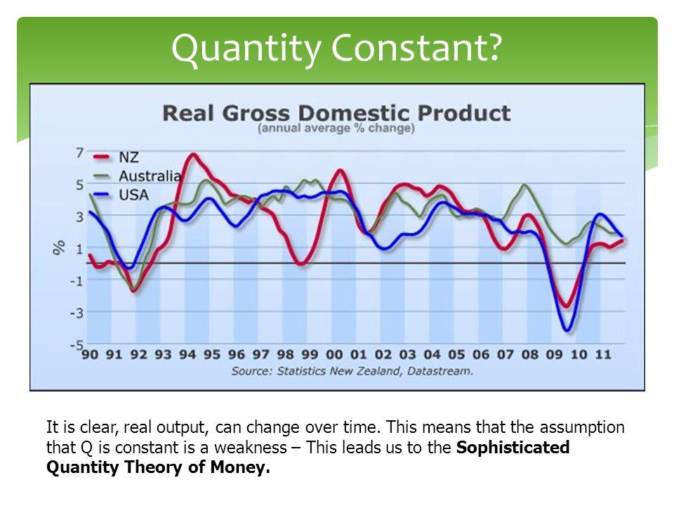 Quantity Constant