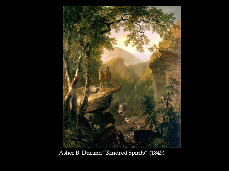 Asher B. Durand Kindred Spirits (1845)