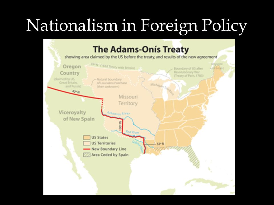 Nationalism in Foreign Policy