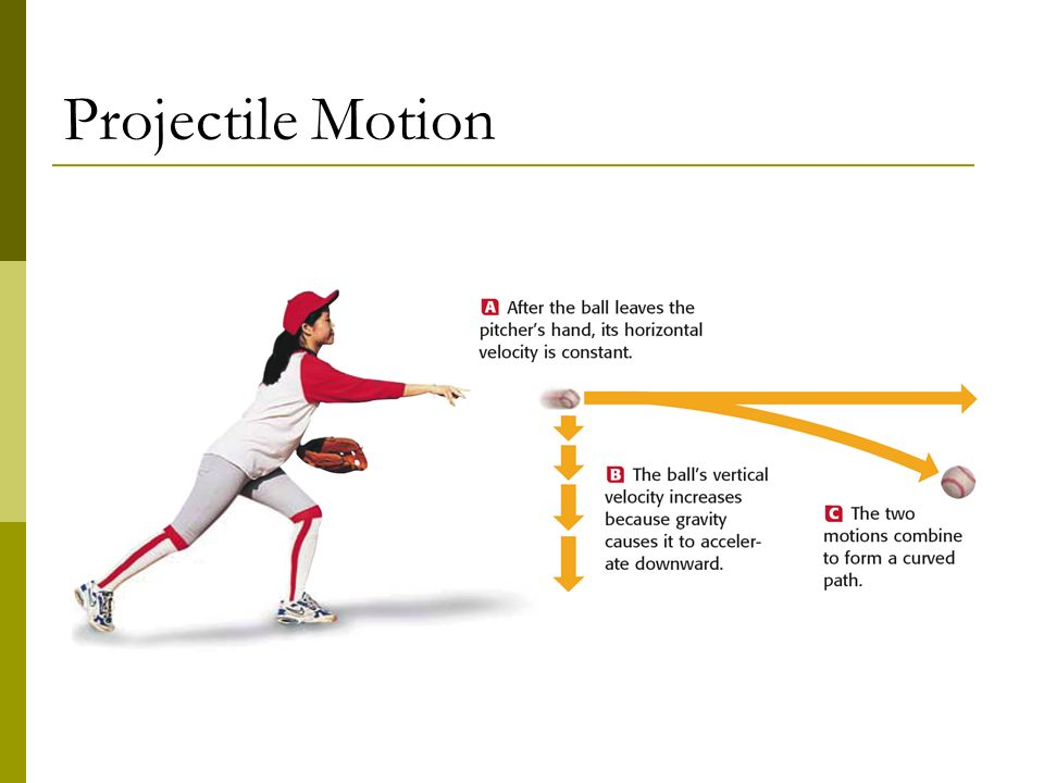 Chapter 11 Projectile Motion