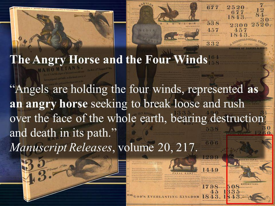 The Angry Horse and the Four Winds