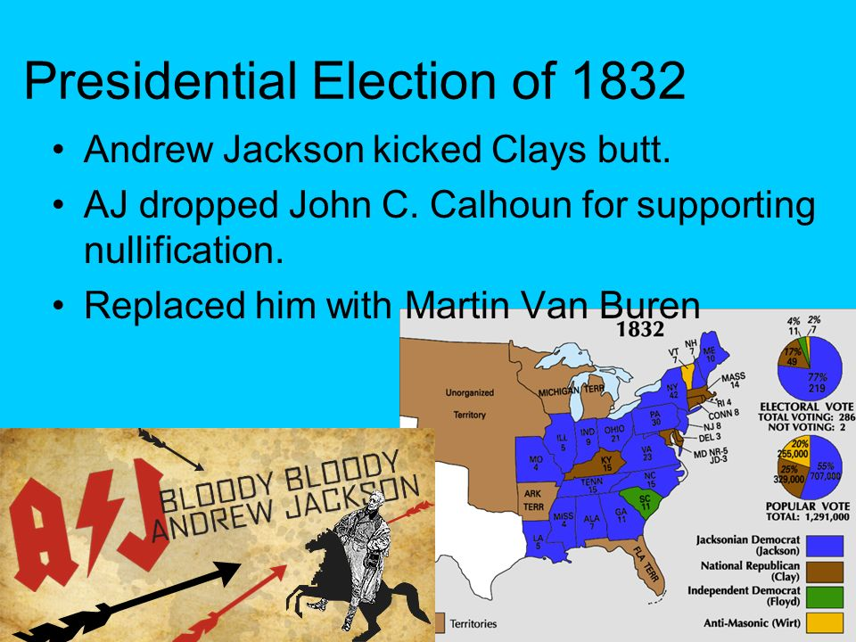 Presidential Election of 1832