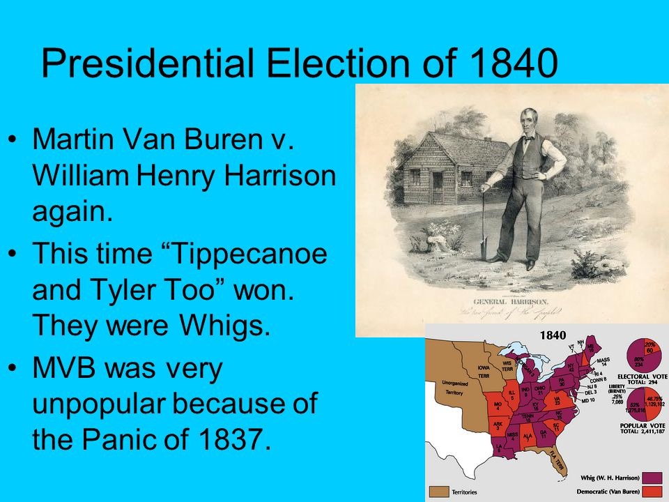 Presidential Election of 1840