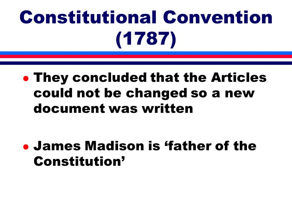 Constitutional Convention (1787)