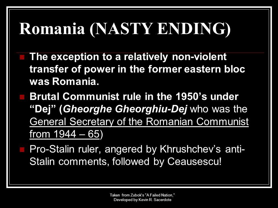 Romania (NASTY ENDING)