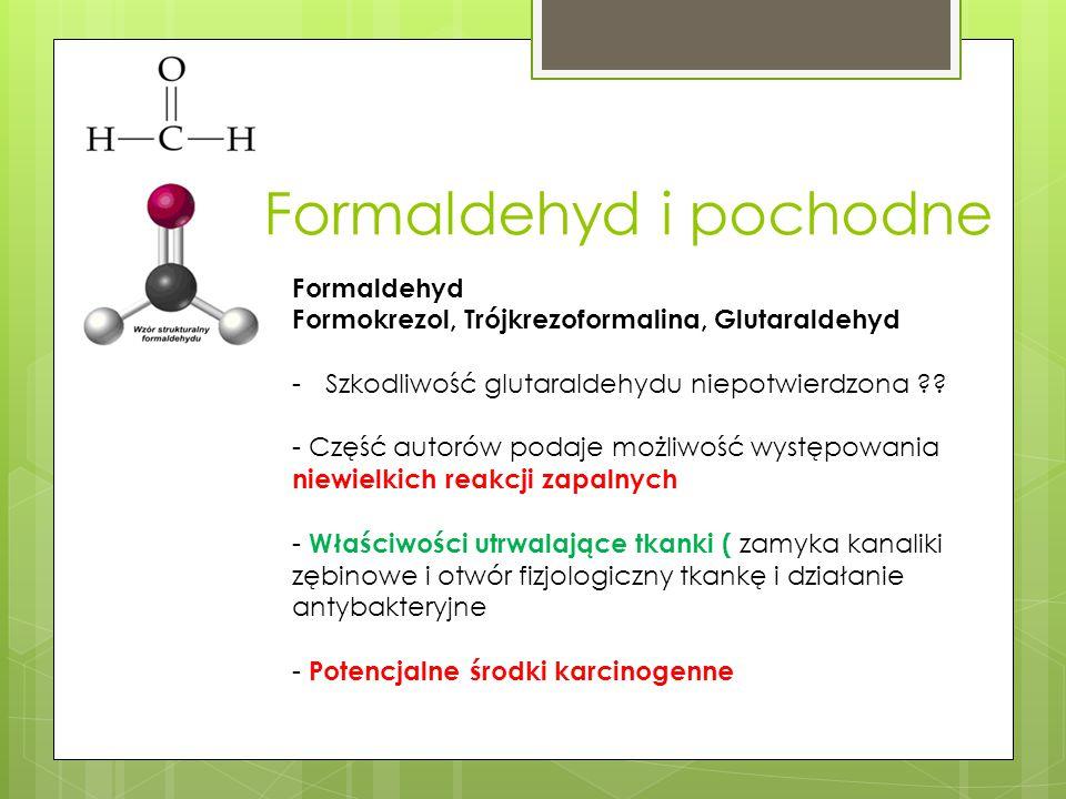 Formaldehyd i pochodne