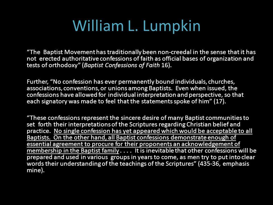 William L. Lumpkin
