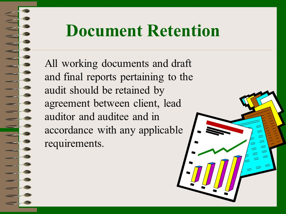 Document Retention