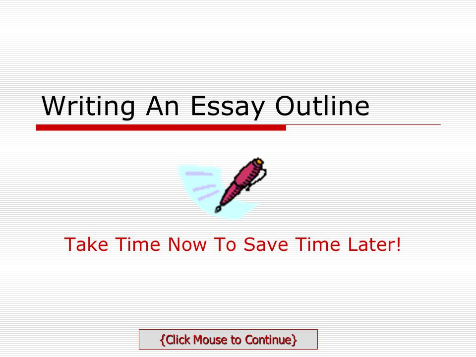 Science Vs Religion Essay Writing An Essay Outline Example Of Thesis Statement For Essay also Apa Format Sample Essay Paper Writing An Essay Outline  Ppt Video Online Download English Essay Topics For College Students