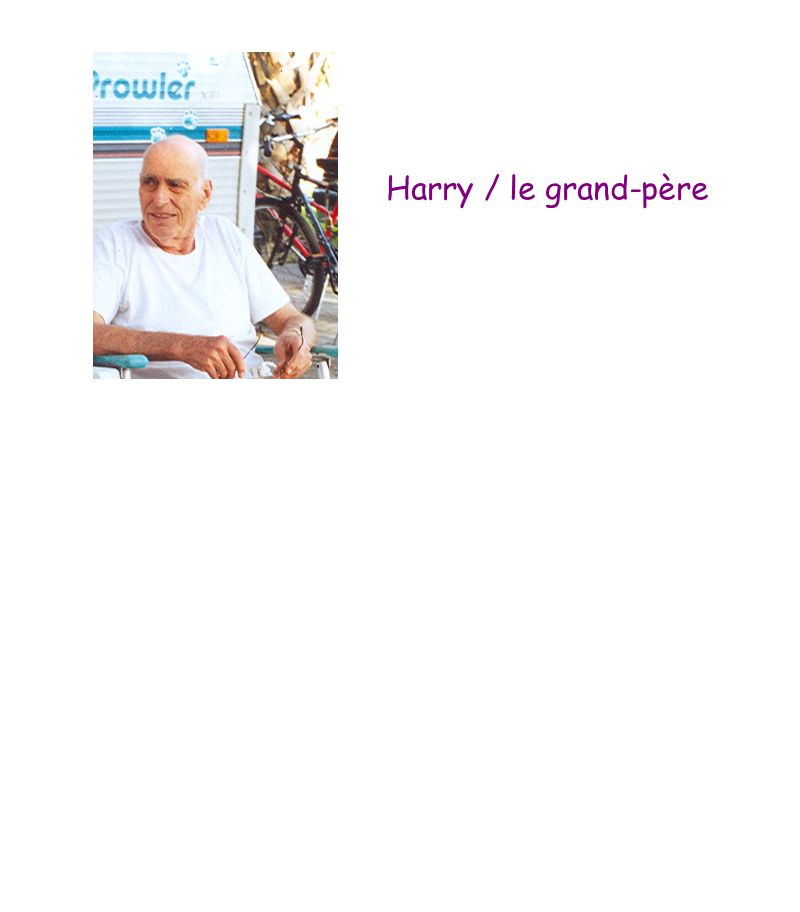 Harry / le grand-père
