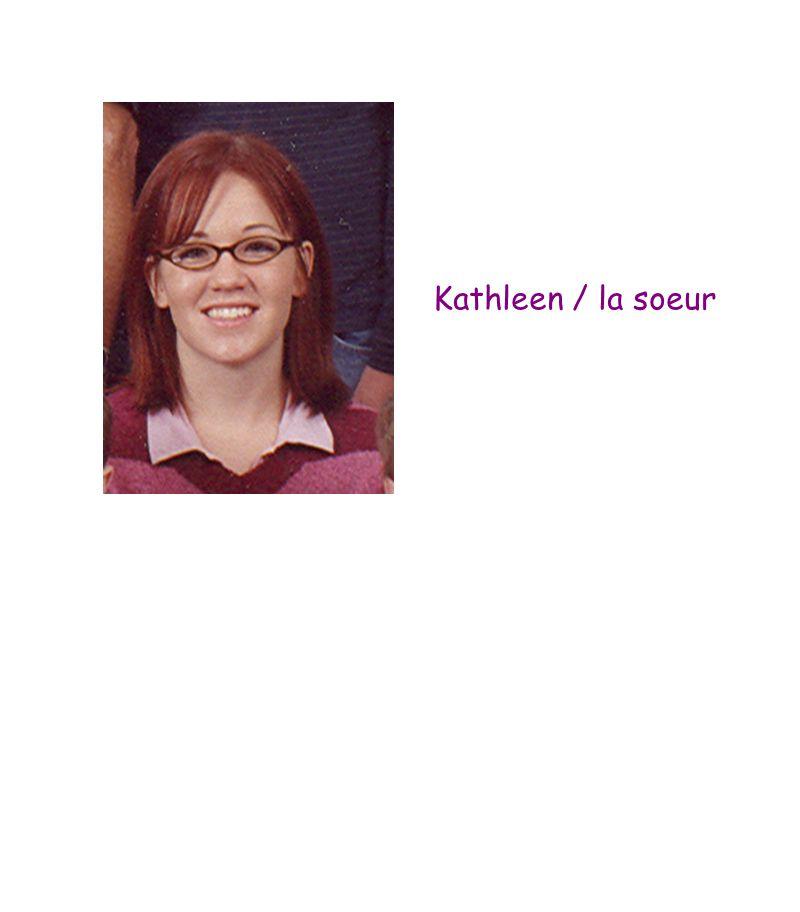 Kathleen / la soeur