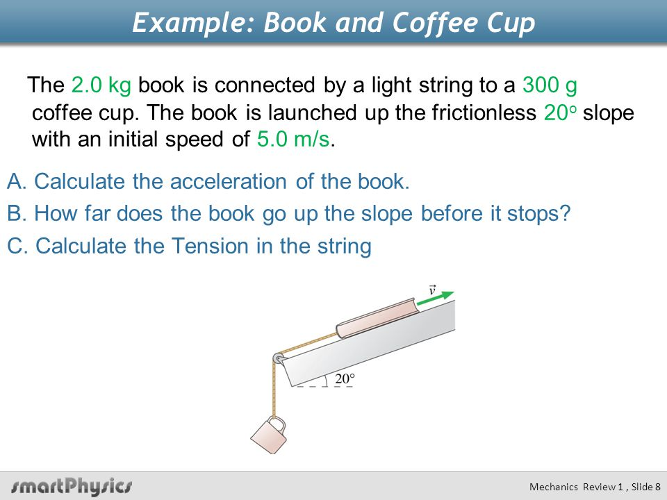 Example: Book and Coffee Cup