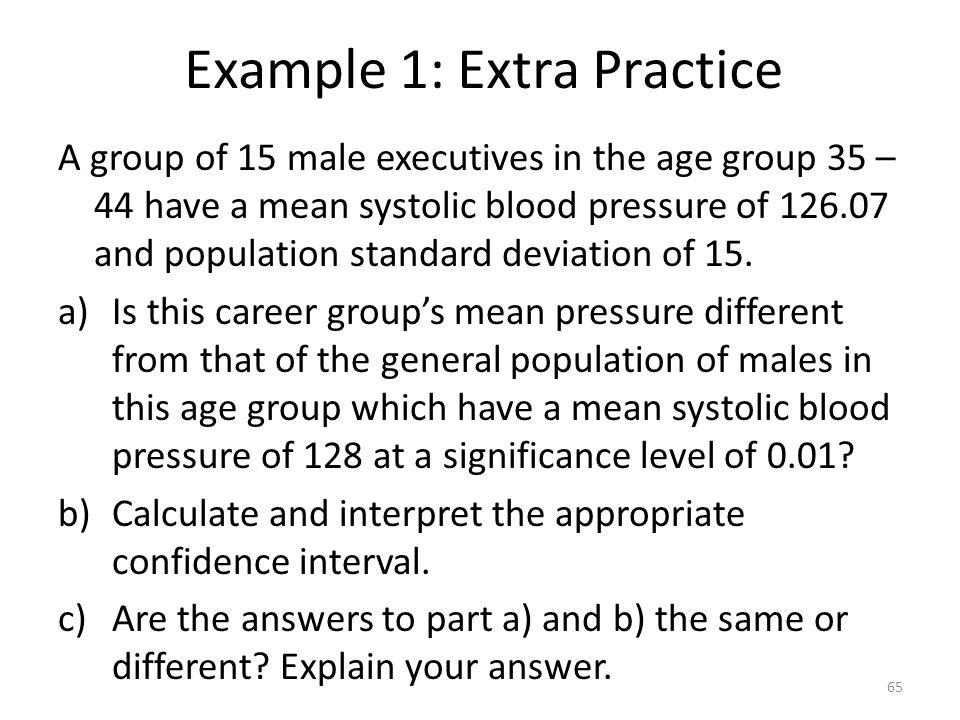 Example 1: Extra Practice