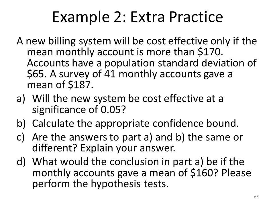 Example 2: Extra Practice