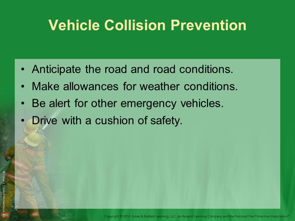 Vehicle Collision Prevention