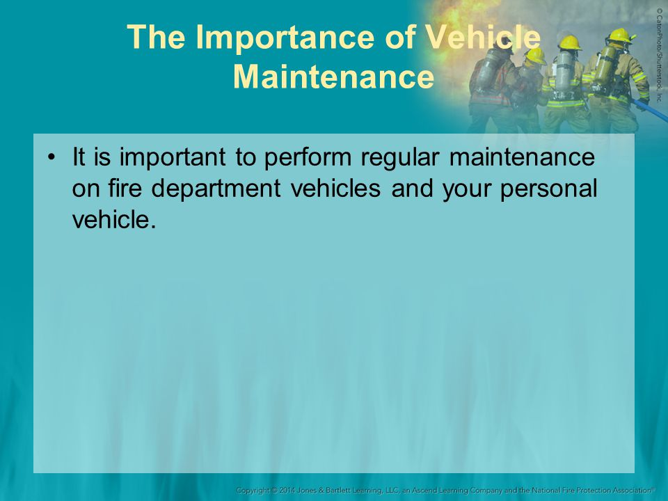 The Importance of Vehicle Maintenance