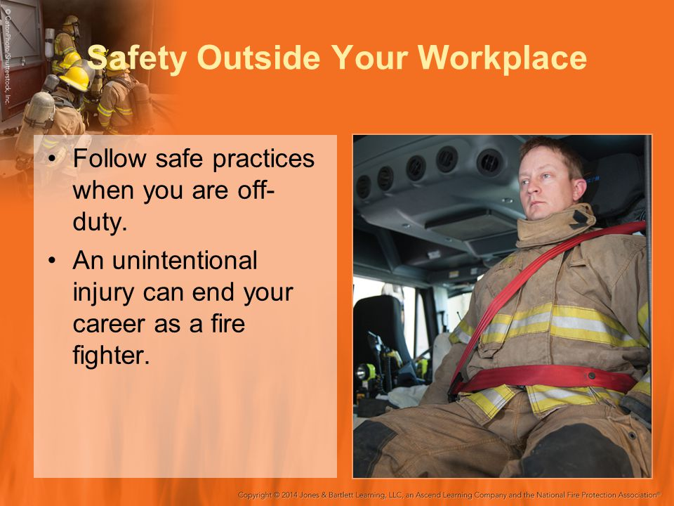Safety Outside Your Workplace