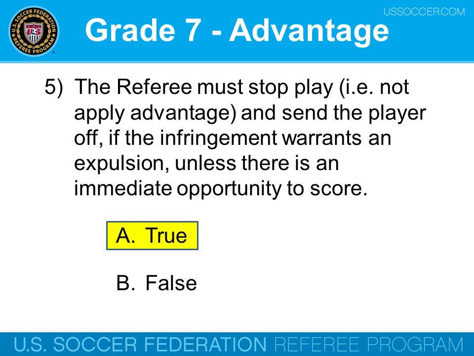 Grade 7 - Advantage