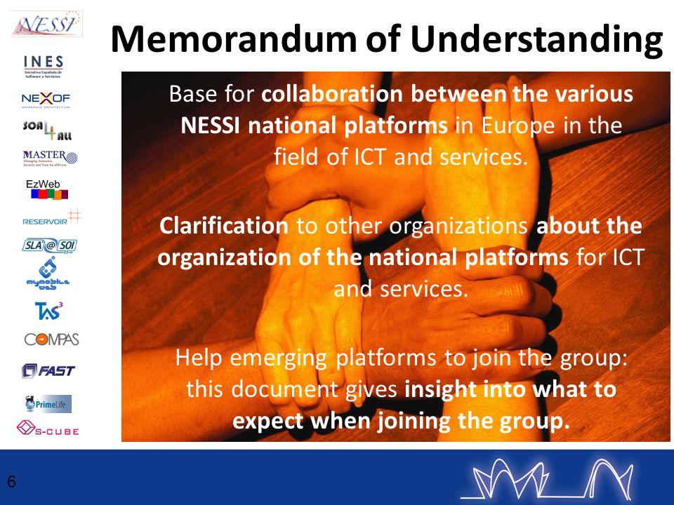 Memorandum of Understanding