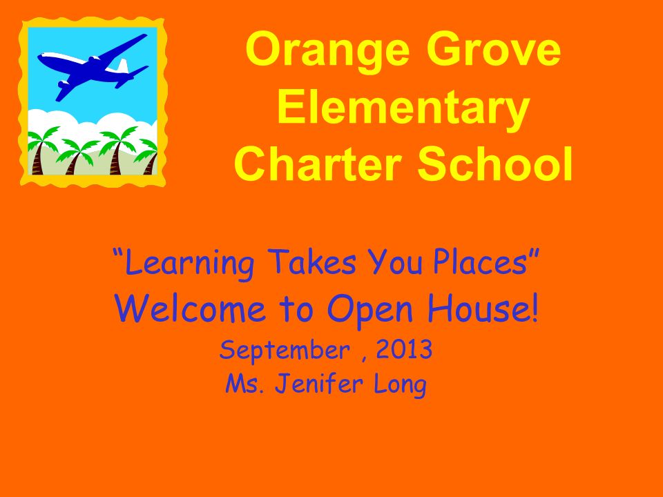 Orange Grove Elementary Charter School