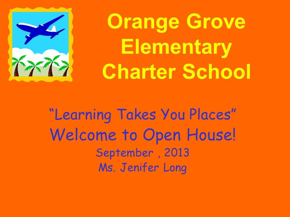 Orange Grove Elementary Charter School