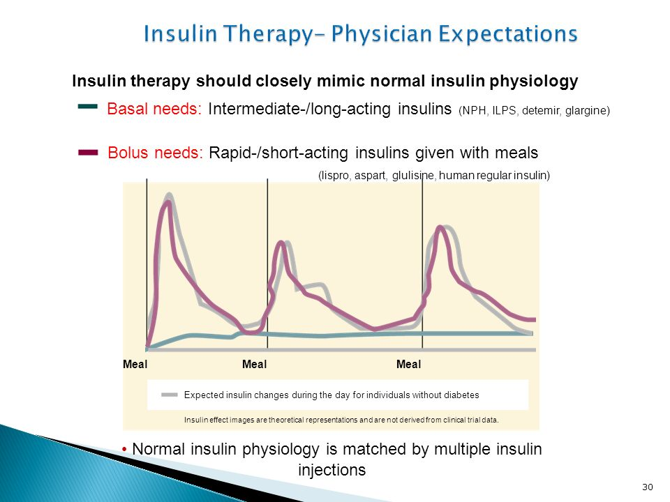 Insulin Therapy- Physician Expectations