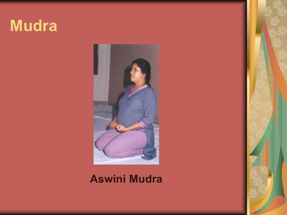 Mudra Aswini Mudra