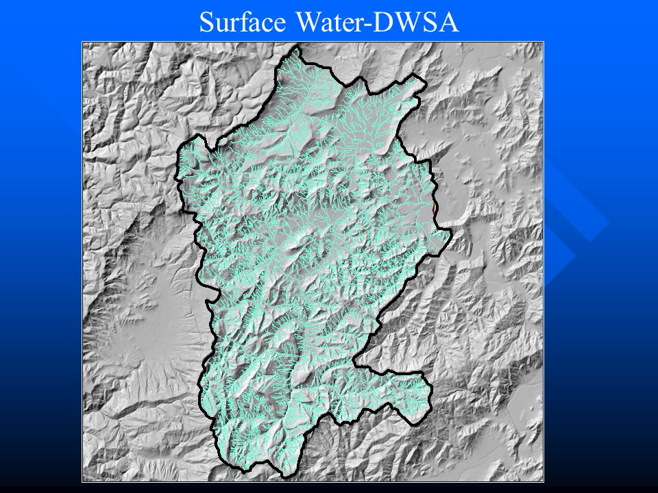 Surface Water-DWSA