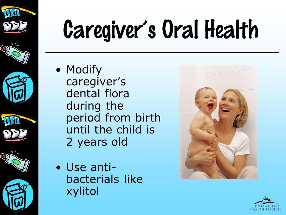 Caregiver's Oral Health