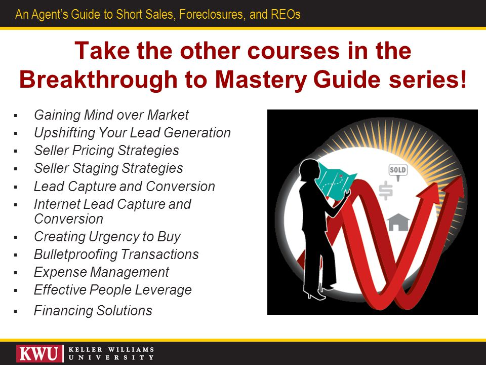 Take the other courses in the Breakthrough to Mastery Guide series!