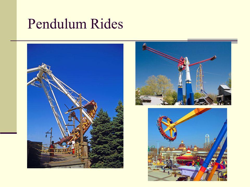 Pendulum Rides