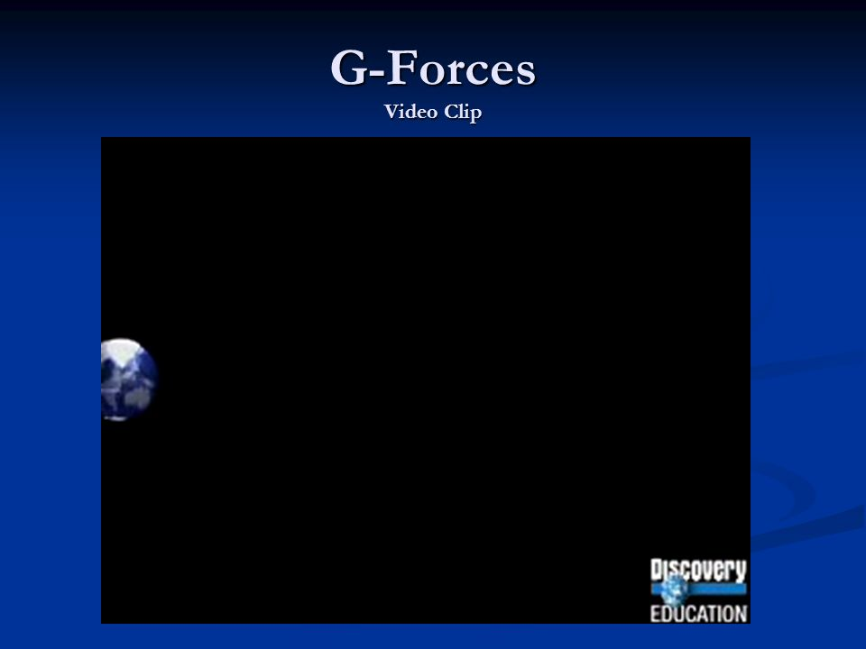G-Forces Video Clip