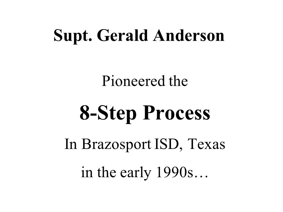 In Brazosport ISD, Texas
