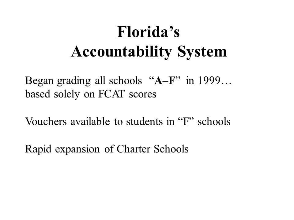 Accountability System
