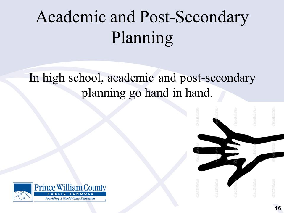 Academic and Post-Secondary Planning