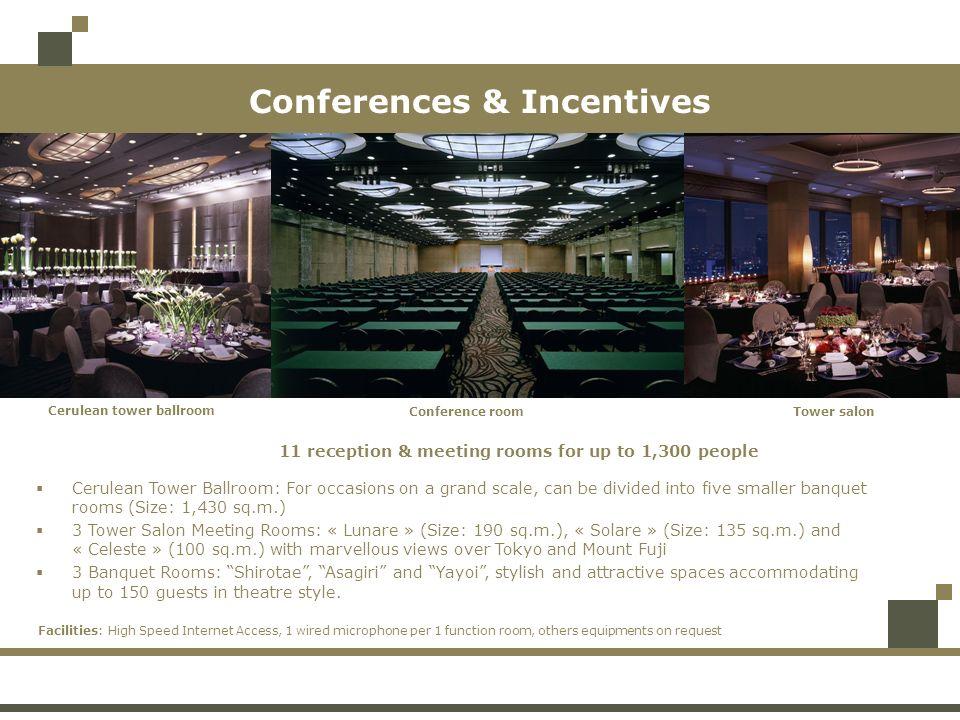 Conferences & Incentives