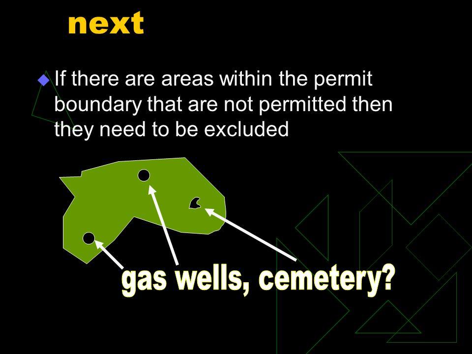 next gas wells, cemetery