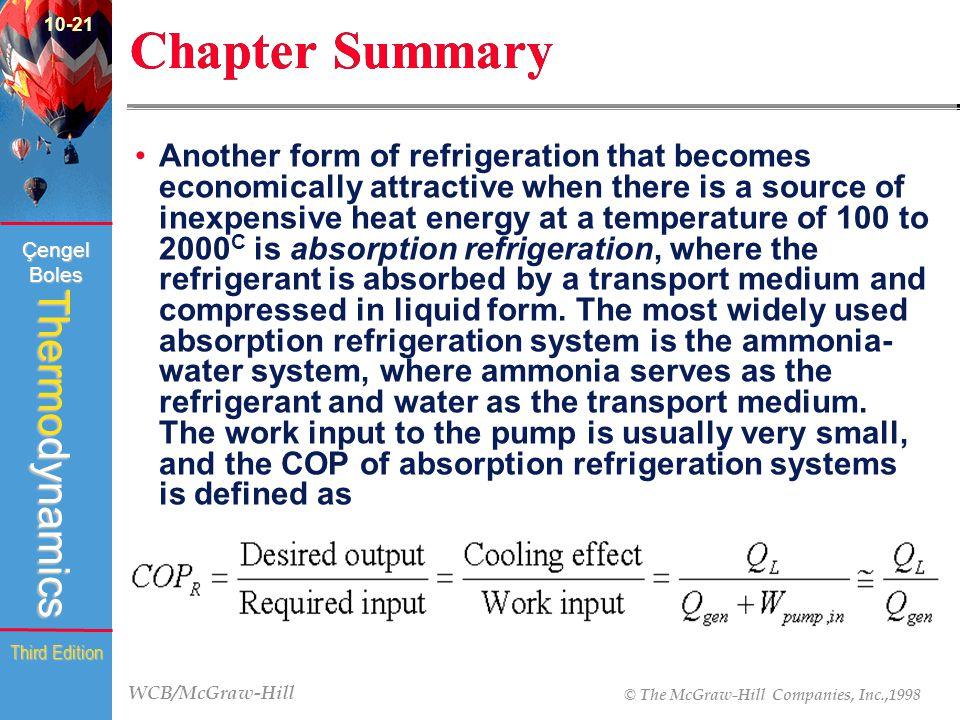 10-21 Chapter Summary.
