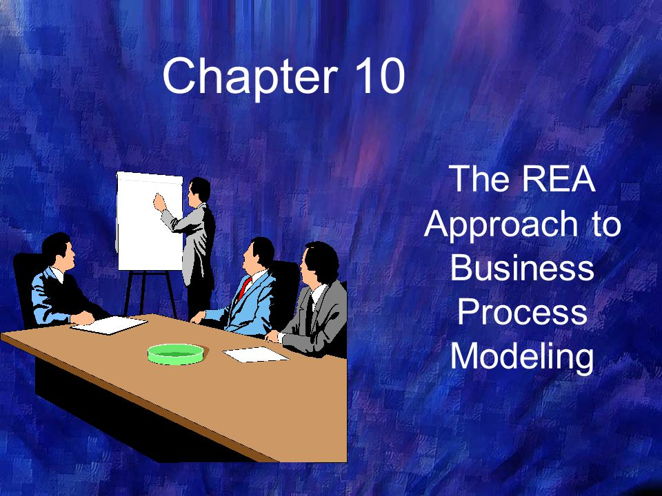The REA Approach to Business Process Modeling